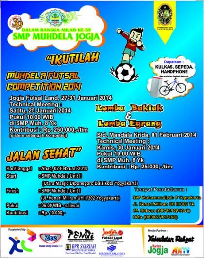 SMP Muhammadiyah 8 yogyakarta